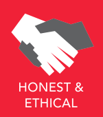 honest and ethical